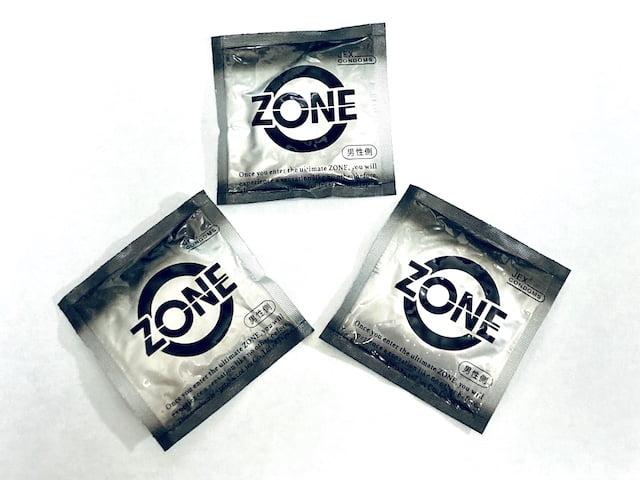 3つのコンドーム